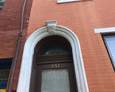 Philadelphia Condo/Townhouse ACTIVE: 841 5th Street