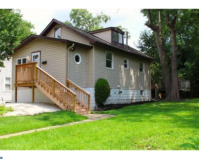 Runnemede Single Family Home ACTIVE: 874 Crescent Avenue