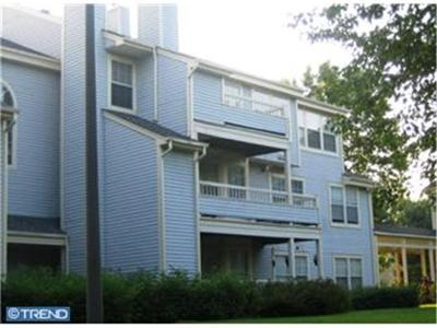 Princeton Condo/Townhouse ACTIVE: 117 Federal Court #10