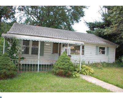 Gloucester City Single Family Home ACTIVE: 1400 Oriental Avenue