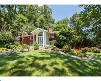 Malvern Single Family Home ACTIVE: 1815 Yellow Springs Road