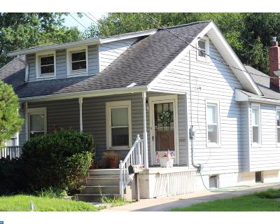 Oaklyn Single Family Home ACTIVE: 12 Eden Avenue