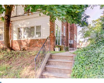 Norristown Single Family Home ACTIVE: 411 W Fornance Street