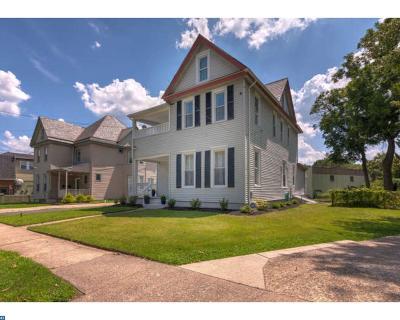 Merchantville Single Family Home ACTIVE: 122 E Park Avenue