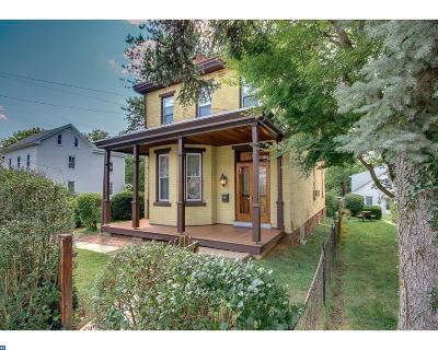 North Wales Single Family Home ACTIVE: 122 W Montgomery Avenue
