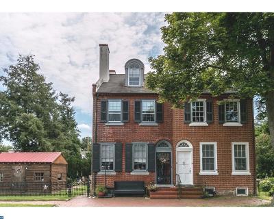 Delaware City Single Family Home ACTIVE: 133 Washington Street