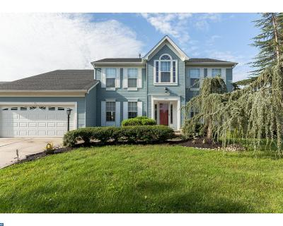 Mount Laurel Single Family Home ACTIVE: 202 Churchill Downs Court