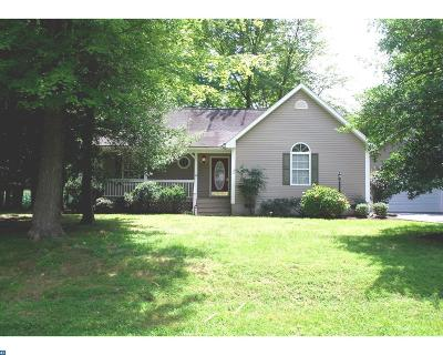 Dagsboro Single Family Home ACTIVE: 20 Bethany Forest Drive