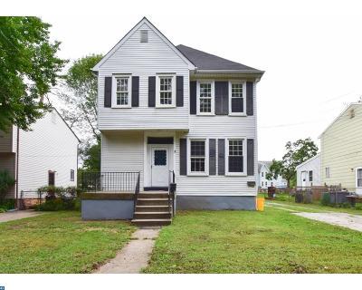 Pennsauken Multi Family Home ACTIVE: 7516 Zimmerman Avenue