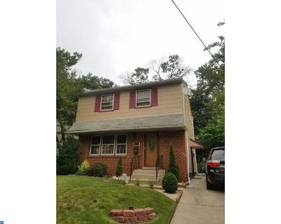 Pennsauken Single Family Home ACTIVE: 1718 Springfield Avenue