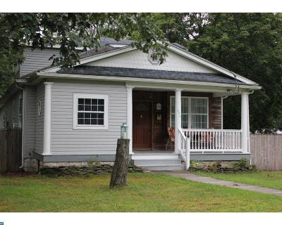 Pine Hill Single Family Home ACTIVE: 154 E 12th Avenue