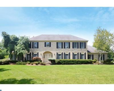 West Windsor Single Family Home ACTIVE: 10 Millbrook Drive