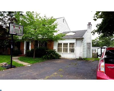 Cherry Hill Single Family Home ACTIVE: 3405 Church Road