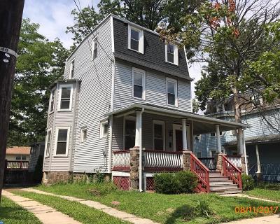 Merchantville Single Family Home ACTIVE: 12 Euclid Avenue