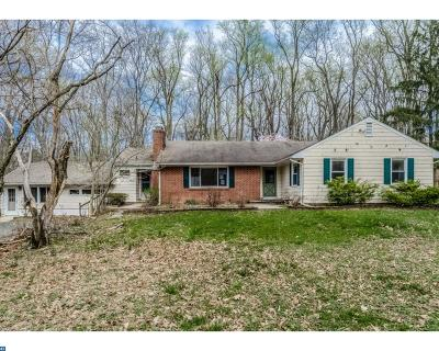 Princeton Single Family Home ACTIVE: 923 Cherry Hill Road