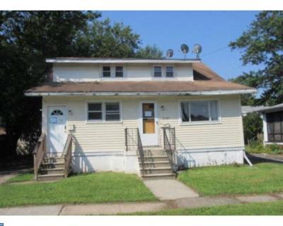 Pennsauken Multi Family Home ACTIVE: 1615 W River Drive