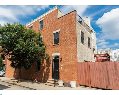 Philadelphia Condo/Townhouse ACTIVE: 2528 Parrish Street