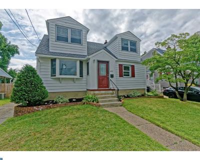 Bellmawr Single Family Home ACTIVE: 257 Bergen Avenue