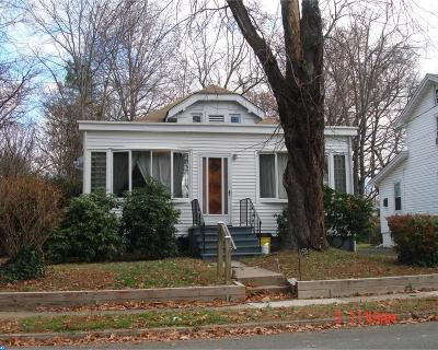 Ewing Single Family Home ACTIVE: 155 Woodland Avenue