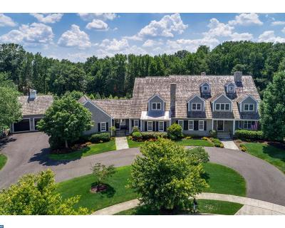 Moorestown Single Family Home ACTIVE: 839 Matlack Drive