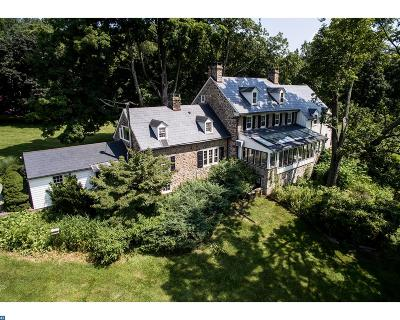 New Hope Single Family Home ACTIVE: 6117 Lower Mountain Road