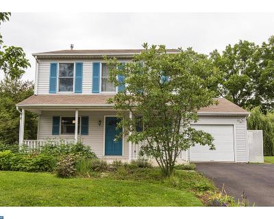 Doylestown Single Family Home ACTIVE: 109 Cottonwood Court