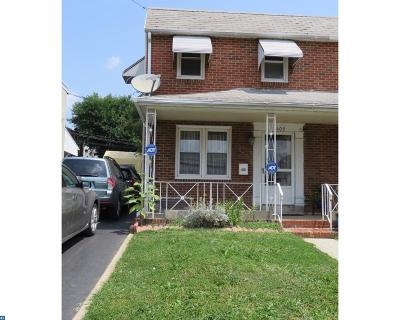 Norristown Single Family Home ACTIVE: 409 E Fornance Street