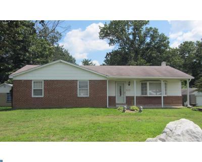 Pennsauken Single Family Home ACTIVE: 8406 Haines Road