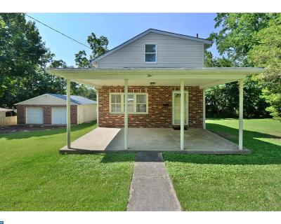 West Deptford Twp Single Family Home ACTIVE: 5 W Woodland Avenue