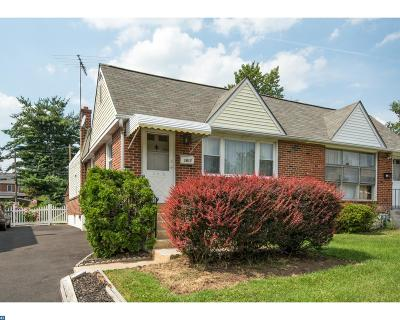 Norristown Single Family Home ACTIVE: 1817 Locust Street