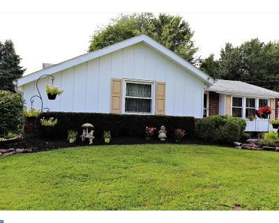Mount Laurel Single Family Home ACTIVE: 119 Glenbrook Drive