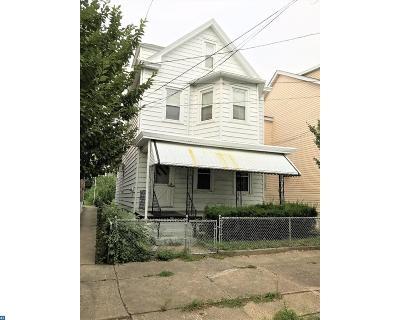 Trenton Single Family Home ACTIVE: 843 Ohio Avenue