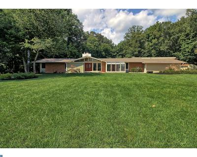 Moorestown Single Family Home ACTIVE: 349 Tom Brown Road