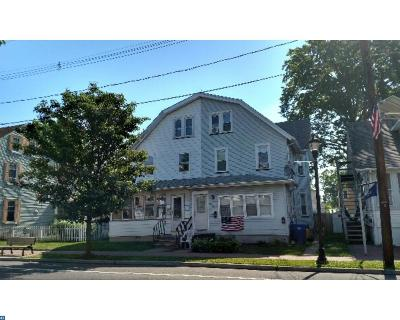 Delanco Single Family Home ACTIVE: 403 Burlington Avenue