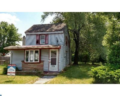 Pennsauken Single Family Home ACTIVE: 7636 Rogers Avenue