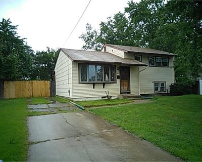 Wenonah Single Family Home ACTIVE: 603 Vassar Road