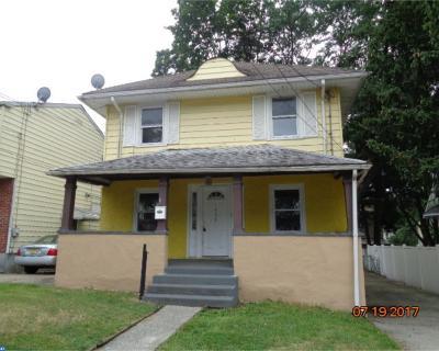 Pennsauken Single Family Home ACTIVE: 1935 43rd Street