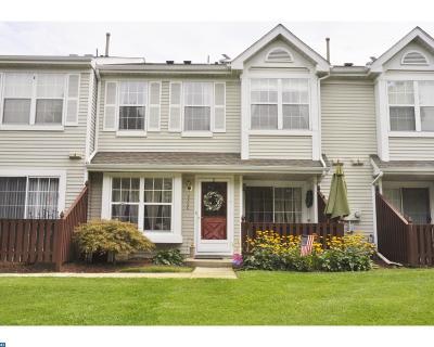 Mount Laurel Condo/Townhouse ACTIVE: 3306 Limestone Way