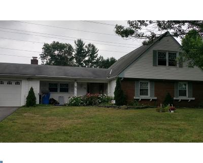 Willingboro Single Family Home ACTIVE: 45 Country Club Road