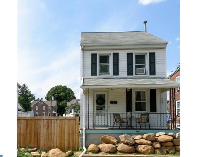 Downingtown Single Family Home ACTIVE: 343 Jefferson Avenue