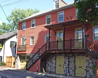 New Hope PA Condo/Townhouse ACTIVE: $665,000
