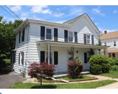 Williamstown Single Family Home ACTIVE: 213 Chestnut Street
