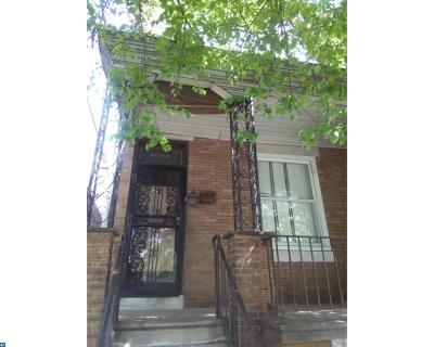 Philadelphia Single Family Home ACTIVE: 1603 W Cayuga Street