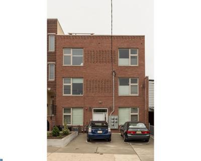 Philadelphia Condo/Townhouse ACTIVE: 731 20th Street #D