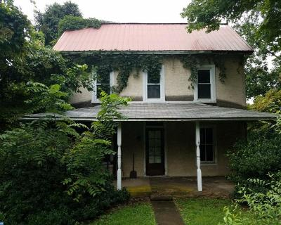 Phoenixville Single Family Home ACTIVE: 960 Pike Springs Road