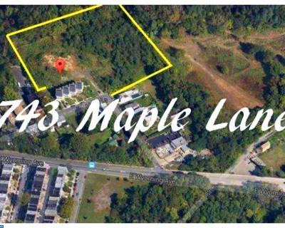 Philadelphia Condo/Townhouse ACTIVE: 743 Maple Lane