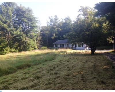 PA-Bucks County Single Family Home ACTIVE: 8979 Easton Road