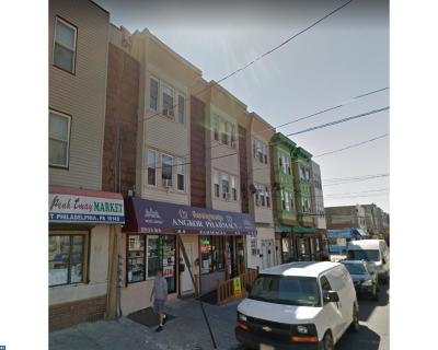 Philadelphia Multi Family Home ACTIVE: 2129-31 S 7th Street #5