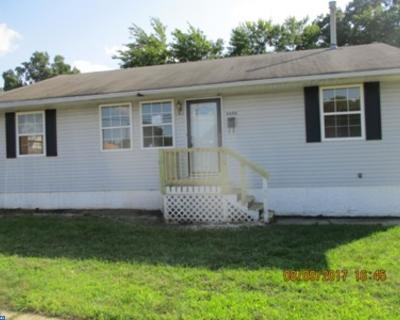 Pennsauken Single Family Home ACTIVE: 8490 Haines Road