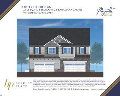 Harleysville Single Family Home ACTIVE: 559 Berkley Place #14
